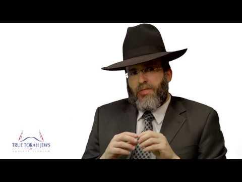 Rabbi Shapiro Exposes Nethanyahu, Zionist Movement & Israeli Propaganda