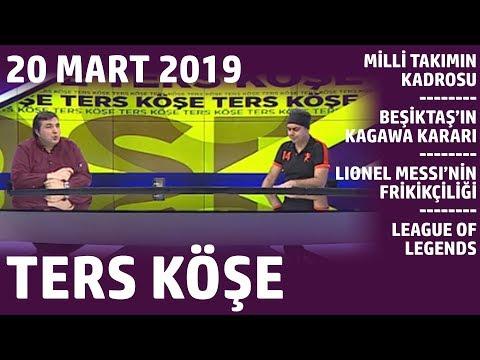 Ters Köşe - Kaan Kural & Ali Ece | 20 Mart 2019