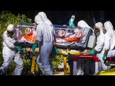 First Case of Ebola in the U.S.