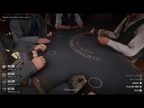 Rdr2 Blackjack