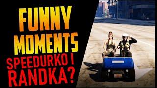 SPEEDURKO I RANDKA? | FUNNY MOMENTS