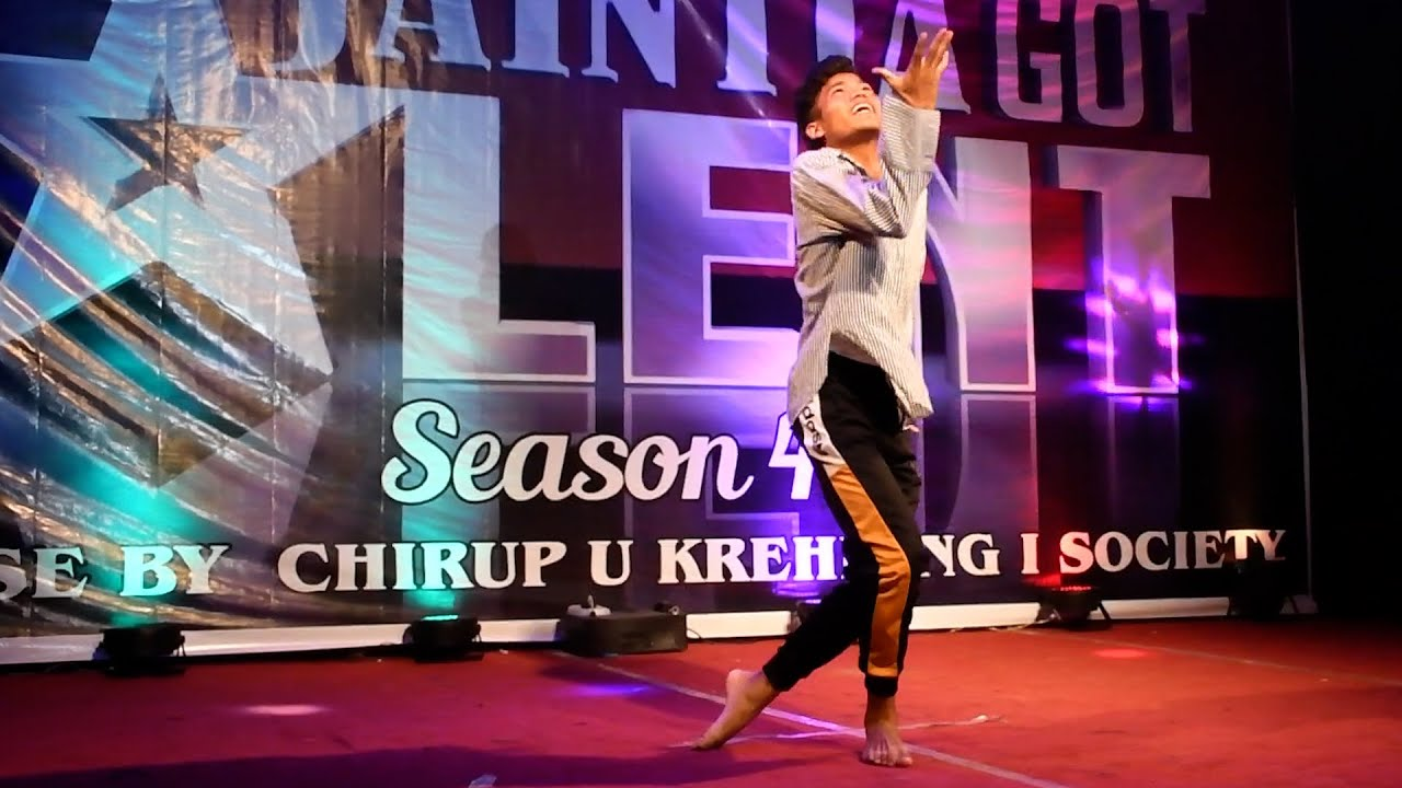 SLOWLY SUMER from MUKHLA | Jaintia Got Talent Season 4 Mega Audition