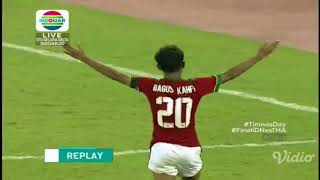 AFF U16 2018 Final   Indonesia vs Thailand   Penalty Kicks & Celebration   11-08-2018