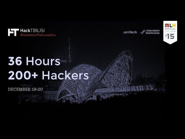 ???????? HackTBILISI-? - Support HackTbilisi!