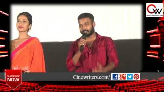 Hero Dinesh speaks about Oru Naal Koothu movie at  Audio Launch