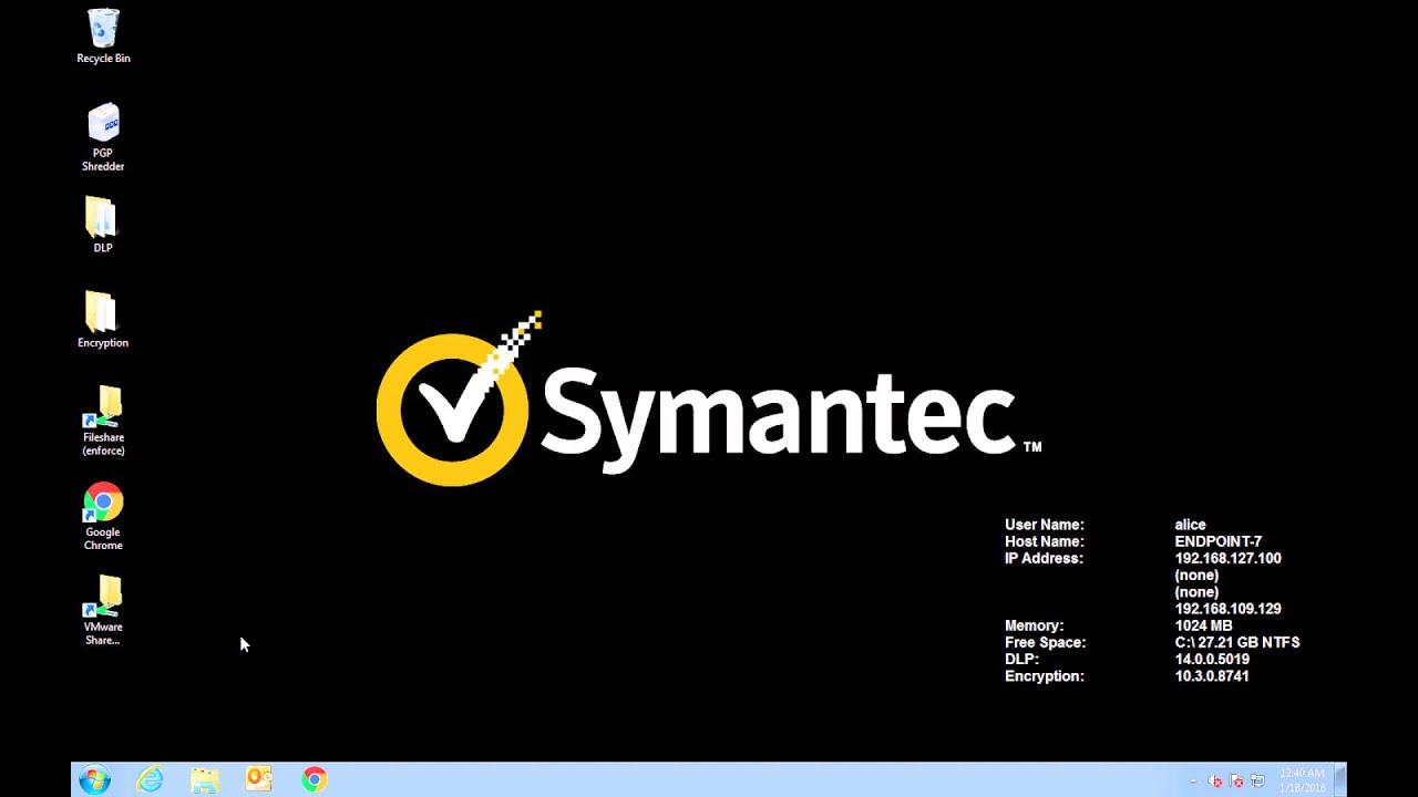 Desktop Email Encryption Demo