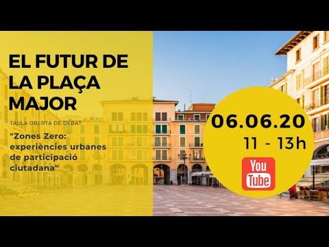 Debat sobre el futur de la Plaça Major de Palma