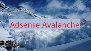 Adsense Avalanche Review | Warning Do Not  Adsense Avalanche Until You See This Video Thumbnail
