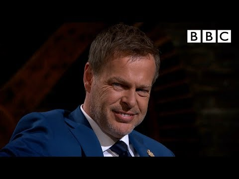 Dragons fall out over drone business in savage negotiation!  | Dragons' Den - BBC