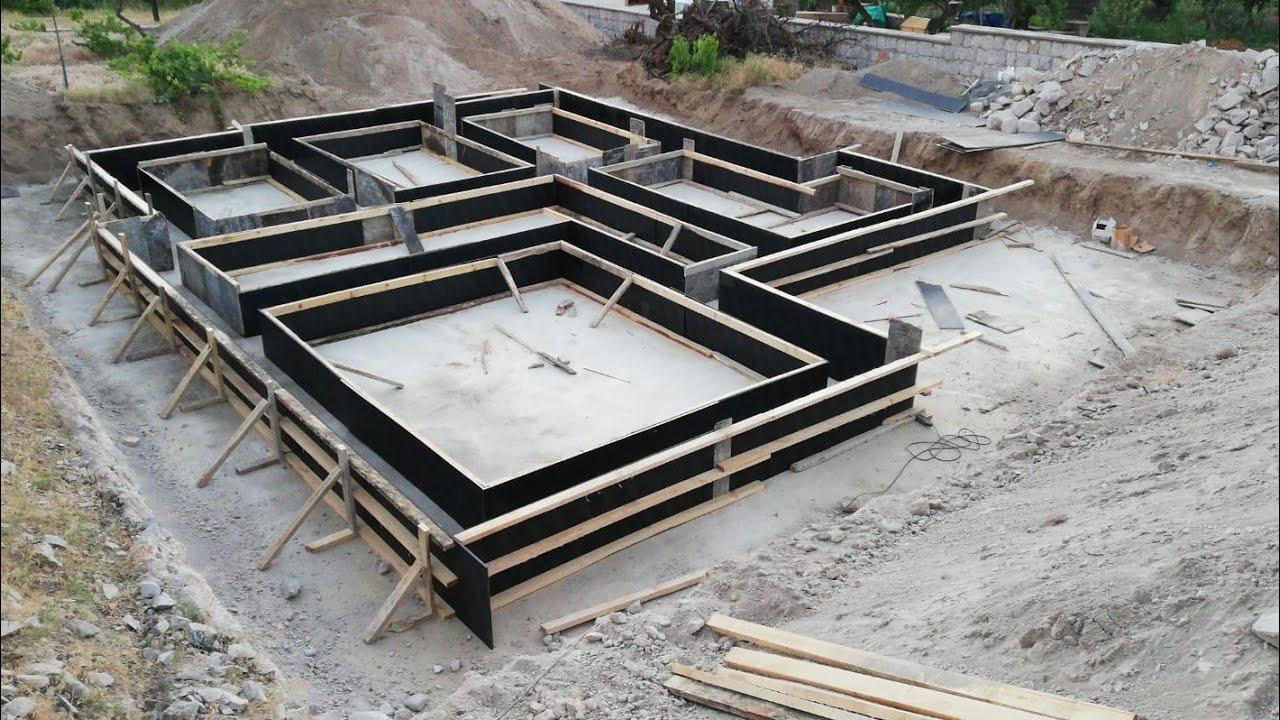 müstakil ev yapımına nereden başlanmalı I inşaata başlamadan önce neler yapılır I KAYSERİ ERCİYES