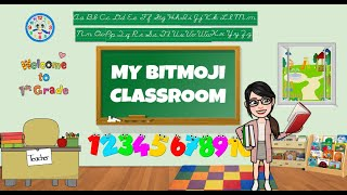Tagalog Easy Tutorial: Bitmoji Classroom