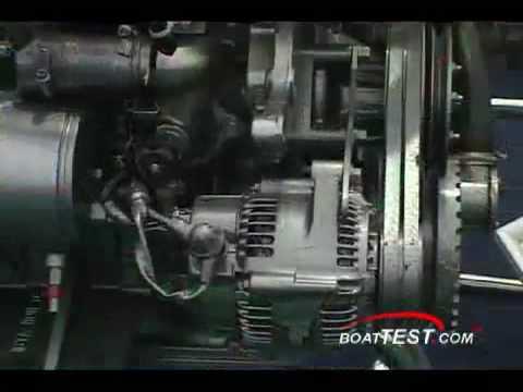 Yamaha Hydra Drivesel Inboard Test Uit De Usa