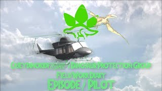 Casey's Dinosaur Protection Group Field Work Diary Episode 1 Pilot
