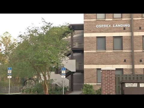 UNF student tied up, robbed in dorm