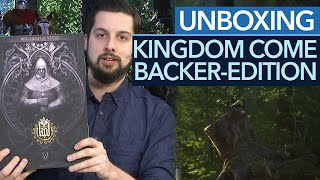 Kingdom Come: Deliverance - Unboxing: Ärger um die Kickstarter-Collector's Edition