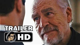 SUCCESSION Official Teaser Trailer (HD) Brian Cox HBO Series