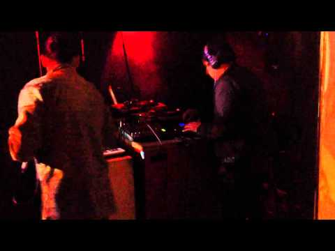 Olmeca ( Acid Reign - LA ) at Stop Biting LoFi - Seattle 12/10/2013