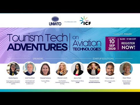 Tourism Tech Adventures on Aviation Technologies