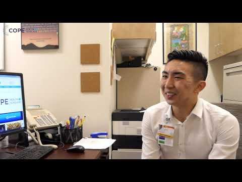 California Hospital Medical Center - Health Scholar Justin Park Describes Patient Experience
