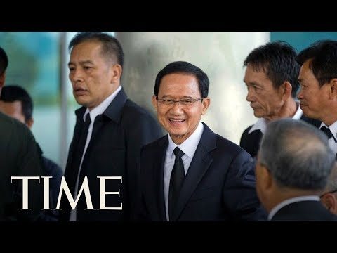 Two Thai Ex-Prime Ministers Acquitted Of Abusing Power In Quelling Anti-Government Protest   TIME