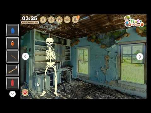 Tahawus Ghost Town Escape Game Walkthrough EightGames