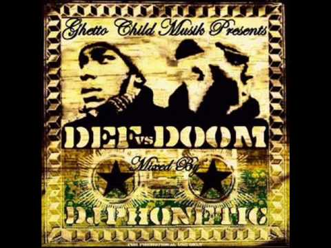Mos Def -2006 - [MosDef & MF Doom] Def Vs. Doom - Skit Pulled a Switch -Swe