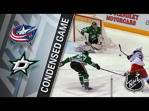 01/02/18 Condensed Game: Blue Jackets @ Stars