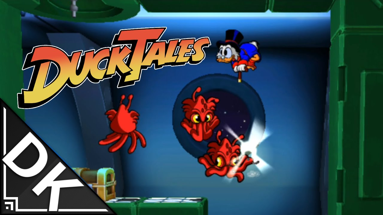 DuckTales Remastered - Android gameplay (Nvidia SHIELD ...