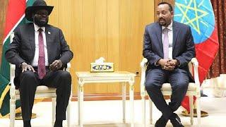 Ethiopia, South Sudan leaders agree on viability of IGAD led peace deal