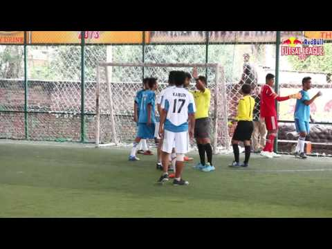 RedBull Futsal League 2073: White Horse Futsal Vs Baneshwor Recreational Centre