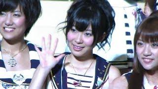 指原莉乃が卒業、アイドル界頂点までの3分岐点(スピーチと囲み取材)