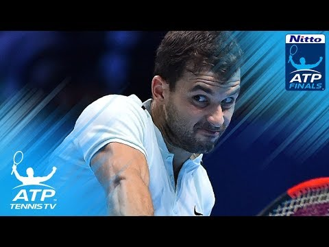 Goffin and Dimitrov triumph; SF line-up set   Nitto ATP Finals 2017 Highlights Day 6