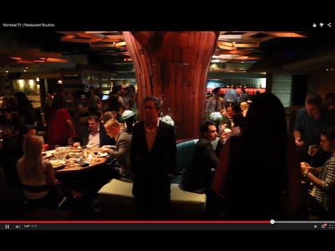 Restaurant Soubois à Montréal | Montreal.TV