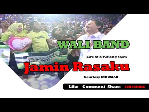 WALI BAND [Jamin Rasaku] Live At d'T3Rong Show (19-09-2014) Courtesy INDOSIAR