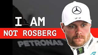 Why Bottas Does NOT Want To Make Hamilton Angry