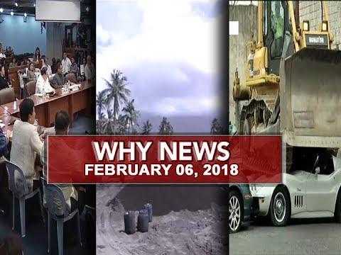UNTV: Why News (February 06, 2018)