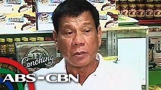TV Patrol: Duterte, handang suwayin ang Simbahang Katolika
