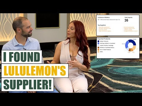 Find Your Competitor's Suppliers! Amazon Sourcing Hacks - Supplier Database