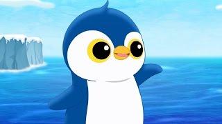 Юху и его друзья - История пингвинов - Мультфильмы для детей (Зимняя серия)