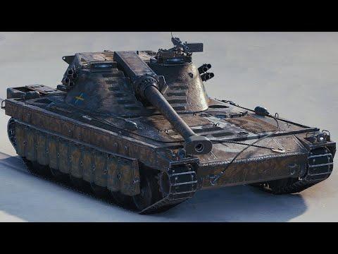 Танкосмотр2020 #46 Швеция. Средние танки (веткa UDES 15/16) | World Of Tanks