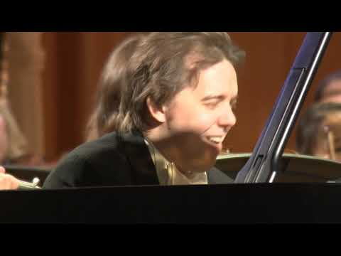 """Travel Notebook"" performed by Ingolf Wunder at Great Hall of Moscow Conservatory"