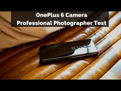 OnePlus 6 Camera: Professional Photographer Test!