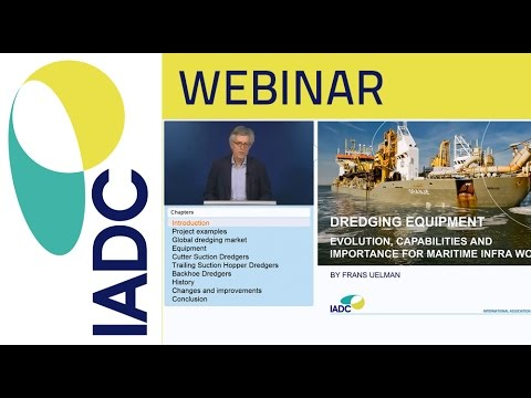 Dredging: Webinar - Dredging Equipment