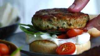 Try these 2 fantastic chicken burgers | Woolworths SA