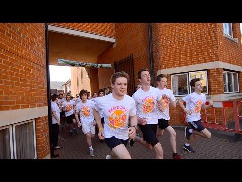 Hills Road 4.5 Fun Run 2015