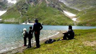 Dudipatsar Lake-Backpacking Expedition-July.26-30,2011.wmv