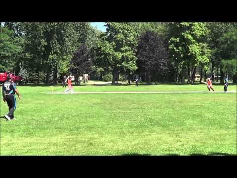 Gujarat Cricket Club (Nimesh Patel hits 178 runs)