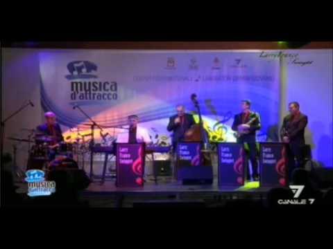 LARRY FRANCO SWINGTET a MUSICA D'ATTRACCO con Omaggio alle grandi Orchestre del passato. (completo)
