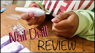 Battery Powered Modesa Nail Drill from Family Dollar!💅🏽 REVIEW
