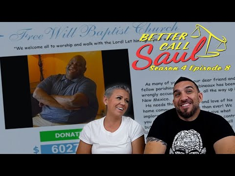 Better Call Saul Season 4 Episode 8 'Coushatta' REACTION!!